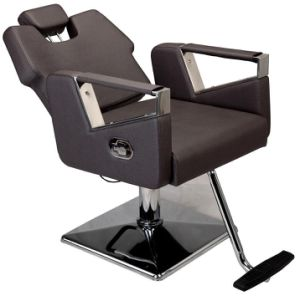 Good Quality and Spacious Barber Chair (MY-112A) pictures & photos