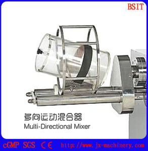 Single Cone Mixer for Pharmaceutical Tester (BSIT-II) pictures & photos