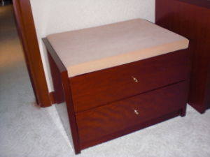 Hotel Bedroom Furniture/Luxury Kingsize Bedroom Furniture/Standard Hotel Kingsize Bedroom Suite/Kingsize Hospitality Guest Room Furniture (NCHB-0995110303) pictures & photos