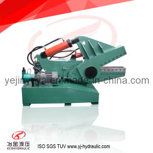 Q08-160A Hydraulic Alligator Shear for Aluminum Tubes (integration design) pictures & photos