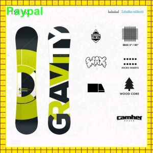 Popular Freestyle Kids Snowboards for Sale (gc-n15) pictures & photos