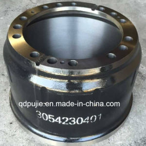 Truck Brake Drum 3054230301 3054230401 for Benz pictures & photos