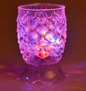 Eco-Friendly Liquid Activate LED Glowing Cup for Bar and Party
