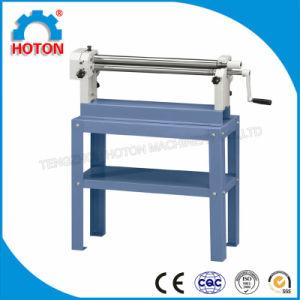 Manual Slip Roller Machine with Stand (W01-0.8X305 W01-0.8X610 W01-0.8X915 W01-0.8X1000 ) pictures & photos
