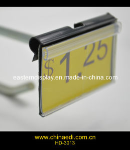Data Strip for Wire Shelves (HD-3013) pictures & photos