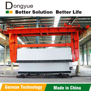 Germany Technology AAC Production Line Machinery Dongyue Brand (35 lines abroad in 6 countries, 14 lines in India) pictures & photos