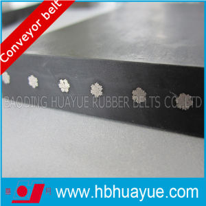 Manufacturing of Heavy Duty Steel Cord St2500 Conveyor Belt pictures & photos