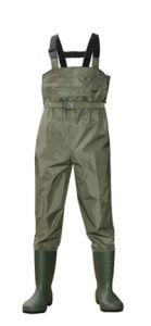 Nylon Chest Breathable Fishing Wear