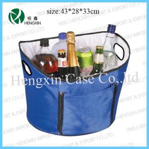 Wine Bottle Gel Cooler Bags Cooler Bag (HX-P2560) pictures & photos