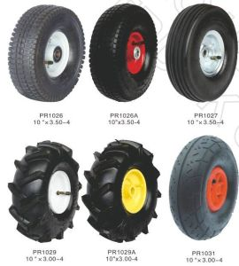 Rubber Wheel, Foam Wheel, Solid Wheel, From 1′′- Full Range with Cheap Price pictures & photos