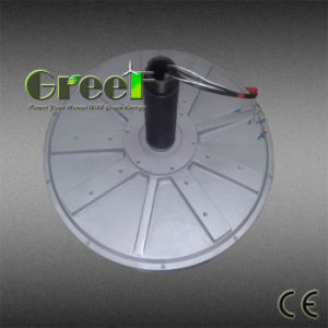 100rpm 150rpm 5kw High Quality Low Torque Permanent Magnet Generator Price pictures & photos