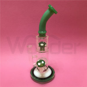 Mushroom Design Glass Water Pipe for Smoking pictures & photos