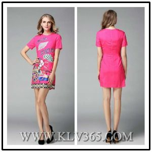 Designer Clothing Wholesale Women Summer Casual Dress
