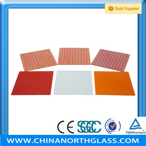 High Quality Silkscreen Printed Laminated Glass pictures & photos