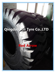 Excavator Tire Manufacturing Plants Produce 23.5-25 pictures & photos