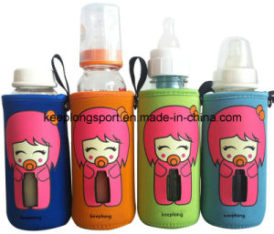 Baby′s Insulated Neoprene Bottle Holder, Cooler pictures & photos