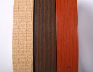 Wood Color PVC Edge Banding/Cheaper PVC Edge Banding pictures & photos