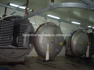 Vacuum Freeze Dryer for Production/Lyophilizer pictures & photos