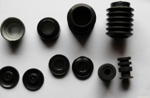 Molded Rubber Silicone Plastic Parts (SMC-036) pictures & photos