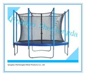 12FT Heavy Trampoline Outdoor Jumping Trampoline pictures & photos