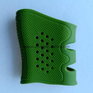 Stock Silicone Silicon Rubber Grip Fit for Glock 17, 19, 20, 21, 22, 23, 25, 31, 32, 34, 35, 37, 38 pictures & photos