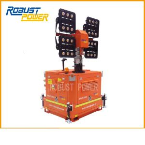 150L Fuel Tank LED Light Tower pictures & photos