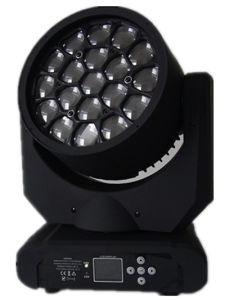 Hot Selling 19LEDs*12W RGBW LED Moving Head Stage Light pictures & photos