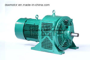 30kw Electromagnetic Speed Asynchronous Motor Electric Motor AC Motor