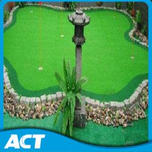 Green Artificial Grass Carpet for Mini Golf Field G13 pictures & photos