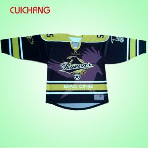 New Style Cheap Professional Custom Ice Hockey Jersey pictures & photos