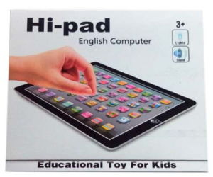 En71 English Educational Toys Learning Machine with Light pictures & photos