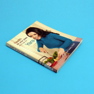 Custom Perfect Bound Cheap Softcover Book Printing