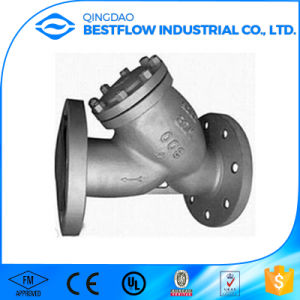 Cast Steel Y Strainer pictures & photos