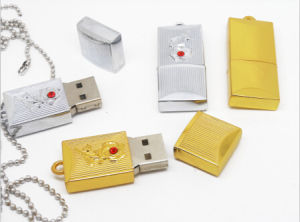 Promotional Gifts Metal USB Flash Drives/Stick/Disk/Memory pictures & photos
