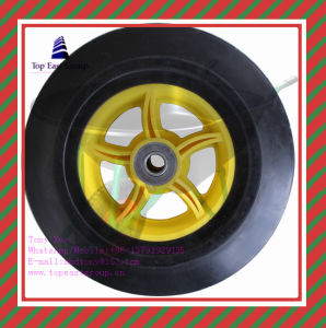 Super Quality PU Foam Wheel with 250-4, 300-4, 350-4, 400-4, 400-8 pictures & photos