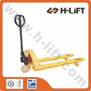 2.5 Ton Hand Pallet Truck PT-Df Type pictures & photos