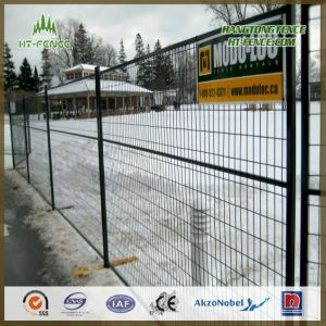 Low Cost Temporary Construction Site Fence pictures & photos