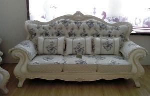 Royal Sofa, Fabric Sofa, Living Room Sofa (B008) pictures & photos