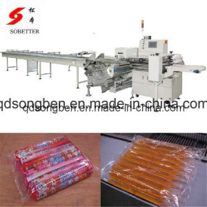 Assembly Cake Packing Machine with Feeder pictures & photos