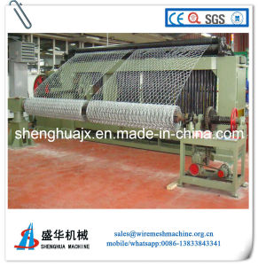 Anping Good Quality Gabion Mesh Machine pictures & photos