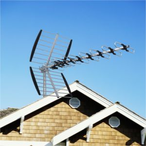 Outdoor UHF TV Antenna (AV-47C)