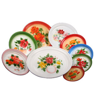 2015 High Quality Enamel Trays/ Enamel Plate pictures & photos