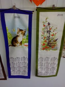 BSCI Certificated 100% Cotton Calendar pictures & photos