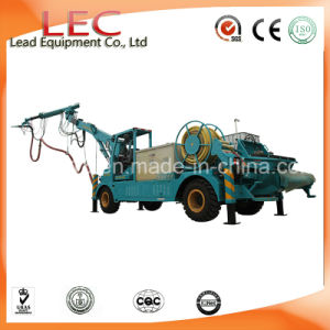 Lsc-3016 30m3/H Tunnel Application Automatic Concrete Spray Robotic Arm Shotcrete System pictures & photos