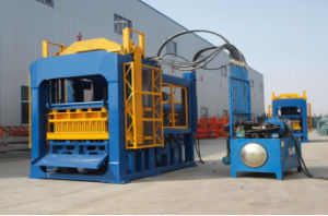 Fully Automatic Qt4-15 Cheap Price Hollow Block Plant pictures & photos