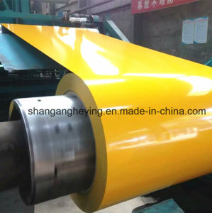 Pre-Painted Color Coated Galvanized Steel with Blue Color/Gi Strip Factory Supplier