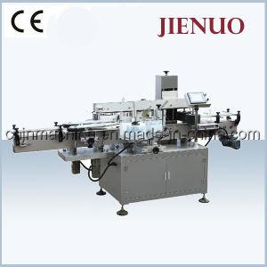 Jienuo Automatic Double Sides Detergent Labeling Machine (SHL-3510) pictures & photos