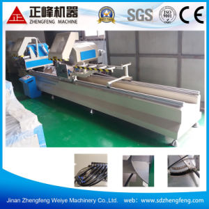 Aluminum Profile Window and Door Cutting Saw pictures & photos