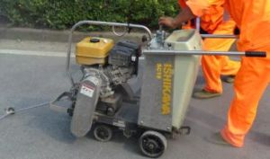 Hand Held Concrete Floor Cutter pictures & photos