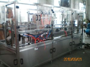 in Line Washing/Filling/Capping Machine 5L Machine (ZCGF4-4-1) pictures & photos
